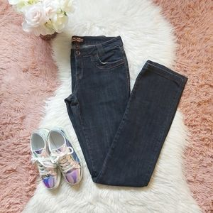 Makers Of True Originals Low Rise Straight Jeans